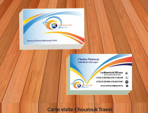 C V chourouk travel