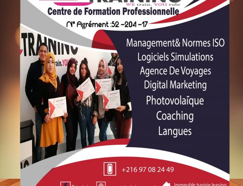 Centre de formation Etraining